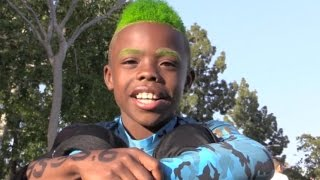 getlinkyoutube.com-9 Year Old: Bunchie Young: Nation Titans: Los Angeles, CA.