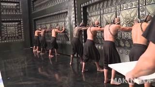 getlinkyoutube.com-На съемочной площадке 300 спартанцев: расцвет империи