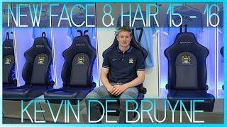 getlinkyoutube.com-PES 2013   Best face & hair • KEVIN DE BRUYNE • 2015 / 2016 • MANCHESTER CITY