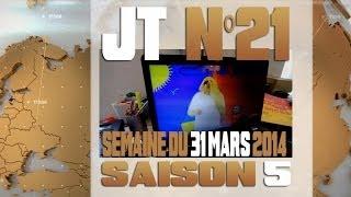 Derka - Jt De Derka N°21 (saison 5) Bloque