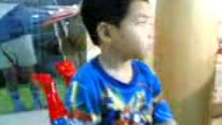 Budak 3 Tahun Jadi Spiderman.3gp view on youtube.com tube online.