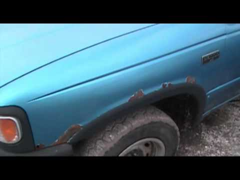 1996 Mazda B4000 Problems and Repair Information
