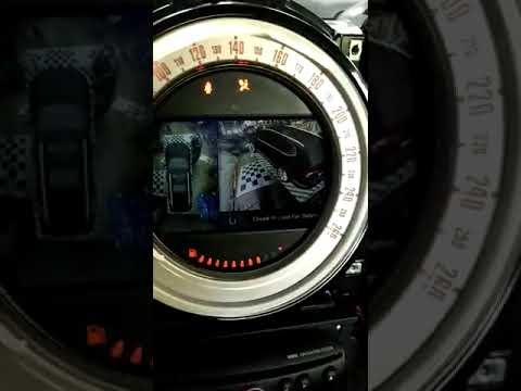 Система кругового обзора 3D CAN BIRDVIEW 360 для MINI Countryman