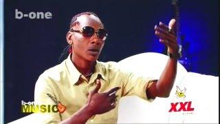 getlinkyoutube.com-b-one Music, Papy Mboma recoit Adjani Sesele
