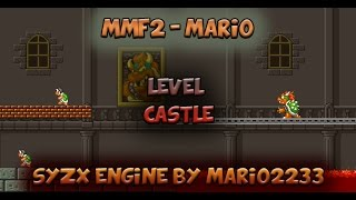 getlinkyoutube.com-Mario Forever syzx engine by Mario2233 - Level Castle (test)