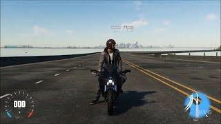 Kawasaki Ninja H2 2015 - The Crew: Wild Run -  Test Drive Gameplay (PC HD) [1080p60FPS]