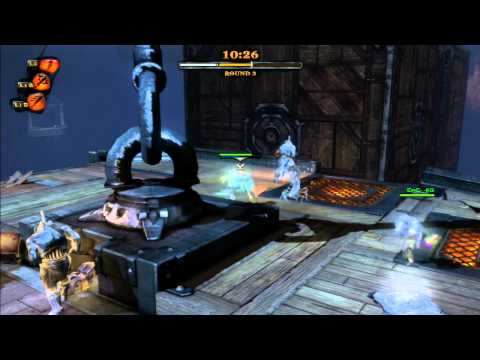 God of War: Ascension Online Co-op (Trial of the Gods, Labirynth of Daedelus) 4