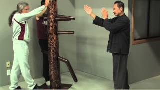 getlinkyoutube.com-Wing Chun Dummy Intro