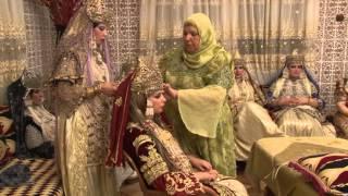 getlinkyoutube.com-Rites and craftsmanship associated with the wedding costume tradition of Tlemcen