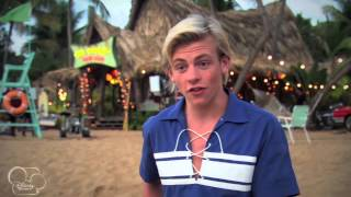getlinkyoutube.com-Teen Beach Movie - On The Set - Destiny And Fate