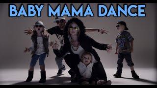 Starrkeisha - The Baby Momma Dance | The Drake Family