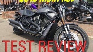 getlinkyoutube.com-2016 Harley Davidson Night Rod first ride review