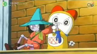 getlinkyoutube.com-Đô rê mi và cậu bé mũ rơm xanh ドラミちゃん青いストローハット Dorami-Chan: A Blue Straw Hat