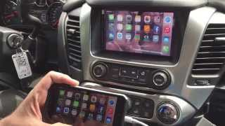 getlinkyoutube.com-2015 Tahoe Navigation Interface, Chevrolet Navigation Upgrade, Mylink Navigation Upgrade, Sintegrate