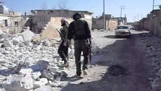 getlinkyoutube.com-كتيبة آزادي في تلعرن وجرائم النظام في تدمير الجوامع