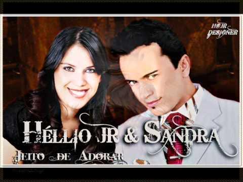Helio Jr e Sandra