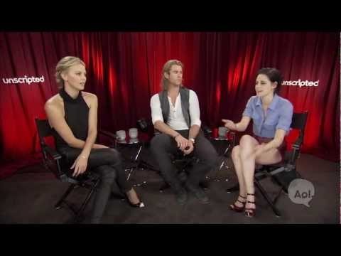 Unscripted Moviefone Interview w/ the