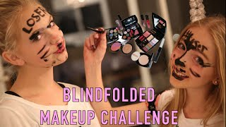 getlinkyoutube.com-BLINDFOLDED MAKEUP CHALLENGE (FT. JORDYN JONES)