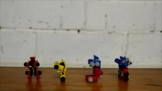 getlinkyoutube.com-Lego Transformer 003 Autobot Minicon Review
