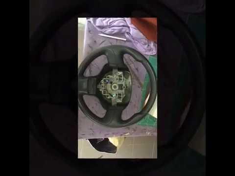 Как да разглобя волана и въздушната ... C3 Picasso 2009+ Dr.Volant