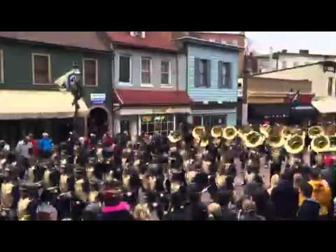 2015 Military Bowl Parade - Annapolis, MD
