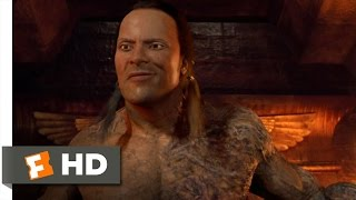 getlinkyoutube.com-The Mummy Returns (10/11) Movie CLIP - The Scorpion King Returns (2001) HD