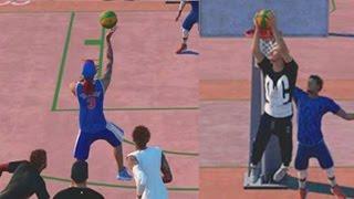 getlinkyoutube.com-NBA 2K16 My Park Gameplay - ALLEY OOPS & PERFECT TEAM DEFENSE!