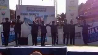Scorpions Crew's Performance at WaterKingdom...