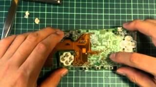 getlinkyoutube.com-3DSに偽トロキャプチャー(カメレオンUSB+フレキシブルケーブル)を取り付けてみた!