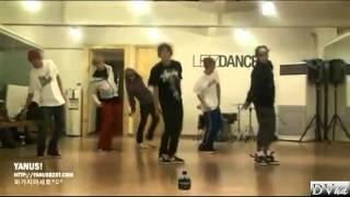 getlinkyoutube.com-B2ST / BEAST - Beautiful (dance practice) DVhd