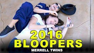 getlinkyoutube.com-2016 Bloopers - Merrell Twins