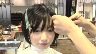 【MINX】ショートカットが上手な美容室ミンクス青山『夏にオススメのショートボブ』歳嶋建国