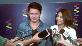 getlinkyoutube.com-James and Nadine confirms their status: WE'RE BUSY! [MUST-SEE]