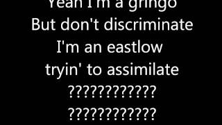 I Lean Like A Gringo Lyrics width=