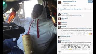 getlinkyoutube.com-Man Who Claim Kill Murdered Chinx Drugz Coke Boys Shot & Killed In Jamaica Queens - Dead Body 2015!!