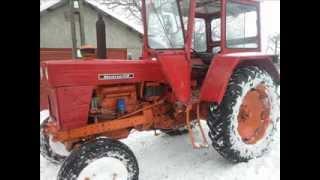 getlinkyoutube.com-Evolutie Tractor Universal 650 M // Ewolucja Universal 650 M // Evolution Universal 650M