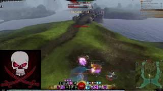 getlinkyoutube.com-GW2 - Mesmer vs Thief (Duel)
