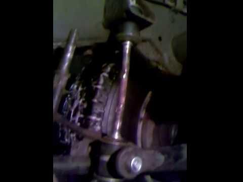 Расположение рулевых наконечников у Исузу Трупер