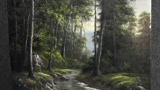 getlinkyoutube.com-Paint with Kevin Hill - The Forest River