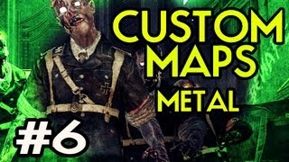 getlinkyoutube.com-Custom Nazi Zombies Maps: Metal w/ Kootra Ep.6 - THE SMALLEST OF MAPS