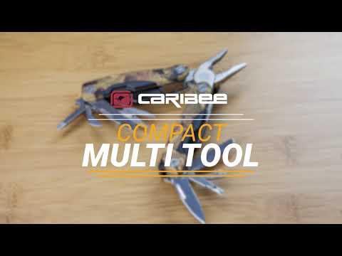 Caribee 11 in 1 Multi Tool