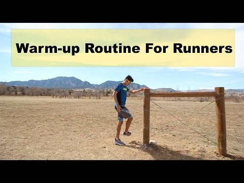 WARM-UP ROUTINE FOR  RUNNERS | Sage Running Tips and Advice