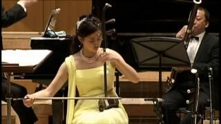 getlinkyoutube.com-2012 ♪長城随想 第二楽章「烽火操」 二胡/張日妮 Zhang Rini チャン・ヒナ