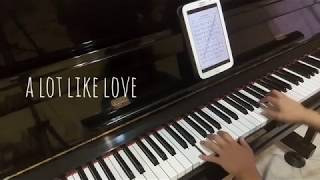 A lot like love (Moon Lovers: Scarlet Heart Ryeo OST) piano cover jianpu
