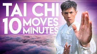 getlinkyoutube.com-10 Simple Tai Chi Exercises in 10 Minutes - Daily Tai Chi for Beginners