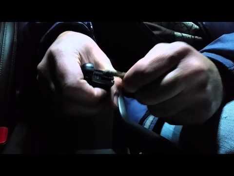 Замена батарейки в ключе kia sportage 3