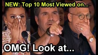 Judges BUZZ TOO EARLY On Britain's Got Talent! | Top Talent width=