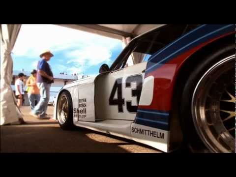Porsche 935 'Moby Dick' driven by Jim Richards