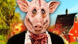 getlinkyoutube.com-DIE PIGGY DIE! | Blood And Bacon
