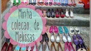 getlinkyoutube.com-Minha coleção de Melissas